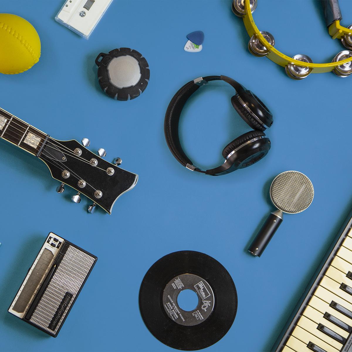 Opi musiikin tuntijaksi, taitajaksi, kokijaksi